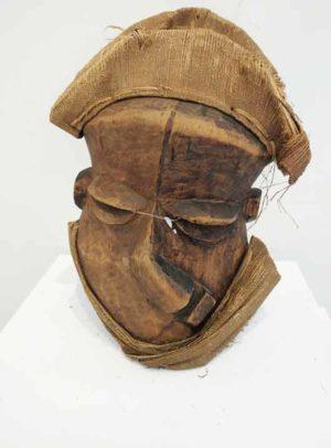 Geh Naw Mask Bassa Liberia