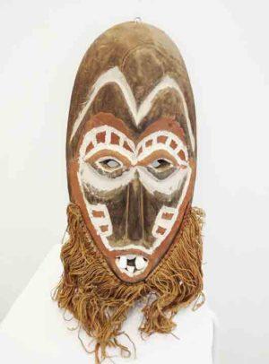 Mahongwe Mask Congo DRC
