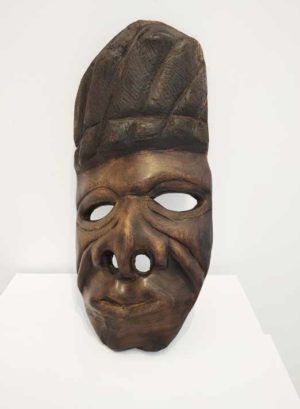 Warrior Mask Zambia
